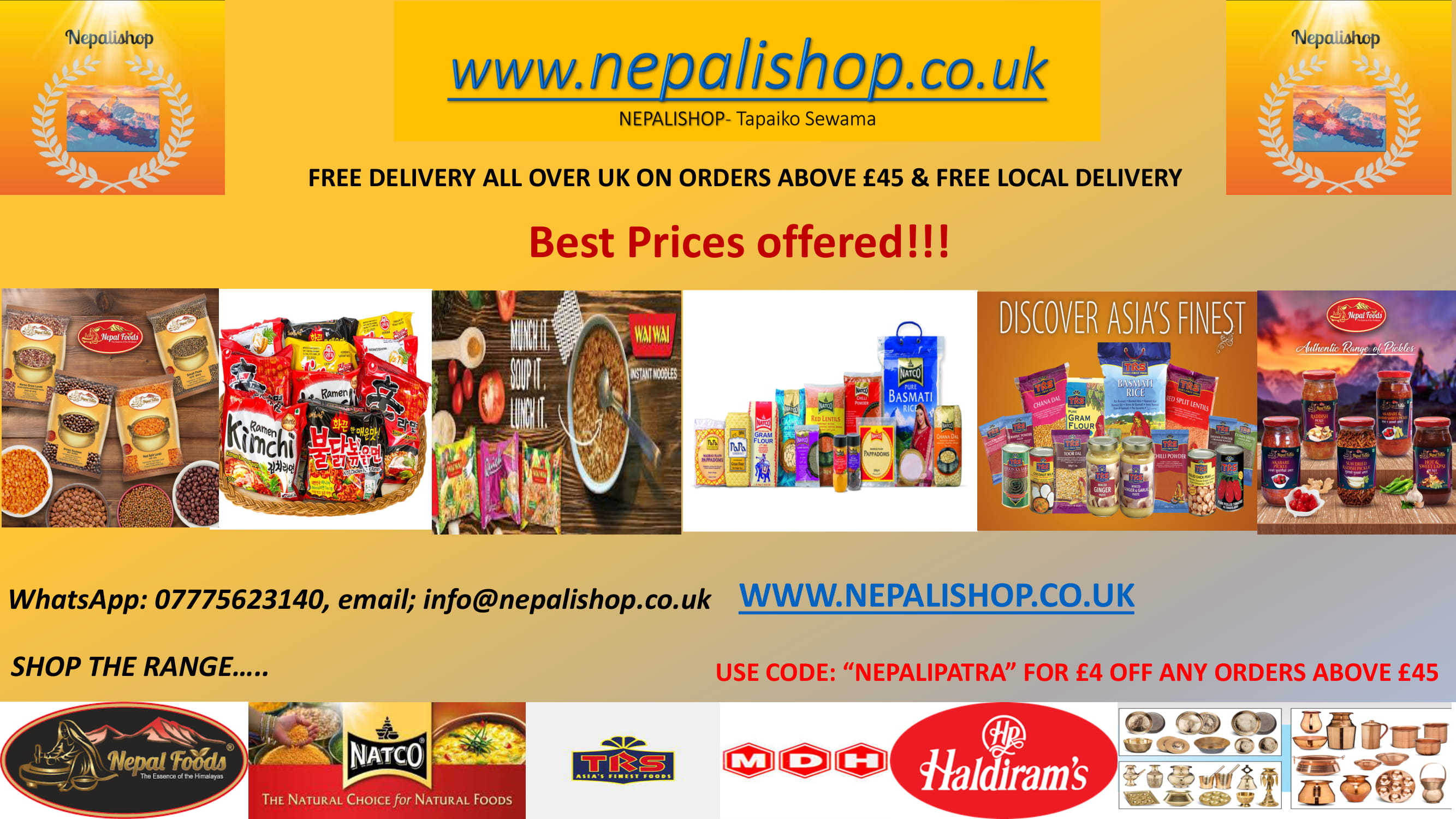 Nepalishop