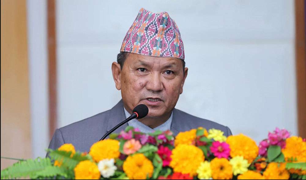 CM Gurung urges public to closely monitor local governance