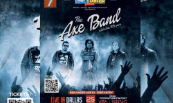 The Axe Band set to embark on Texas concert