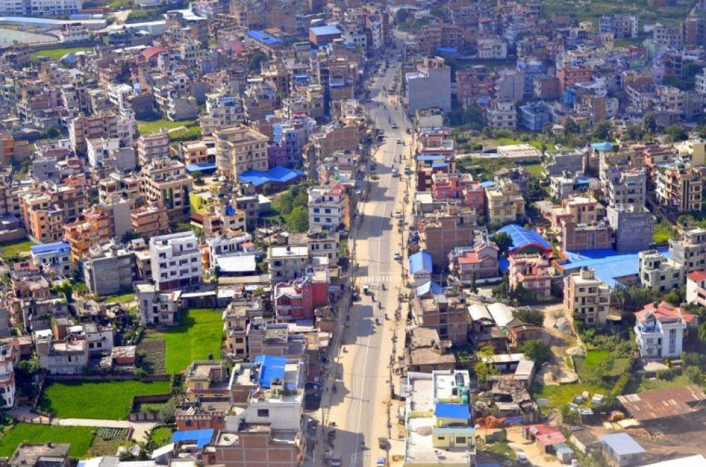 COVID-19: Kathmandu Valley Wears a Disserted Look With Lockdown Enforcement