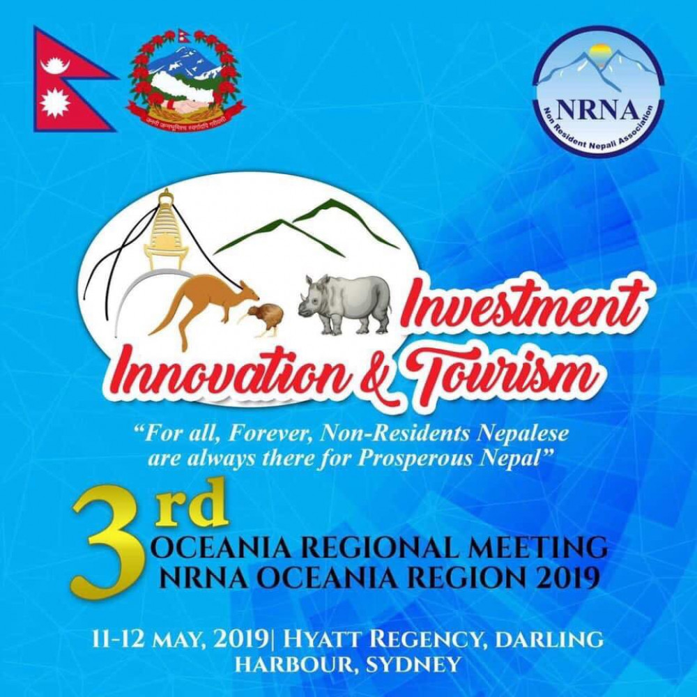 "Final Countdown to the Golden Landmark ""3rd Oceania Regional Meeting"""
