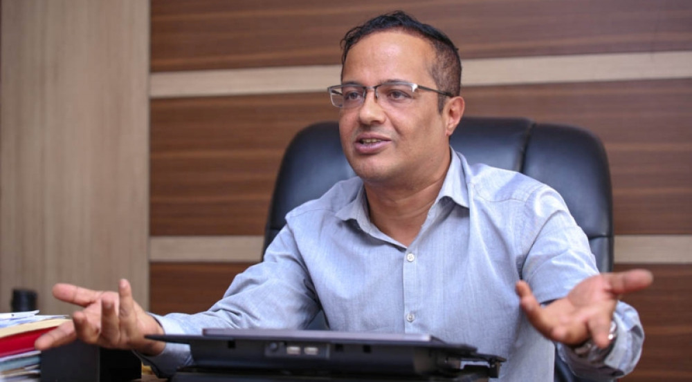 ISPAN gets Parajuli as its new chair