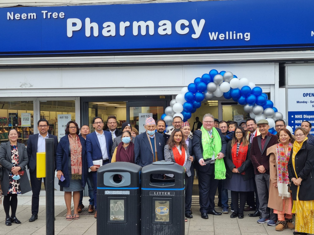 Neem Tree Pharmacy Officially Opens in Welling