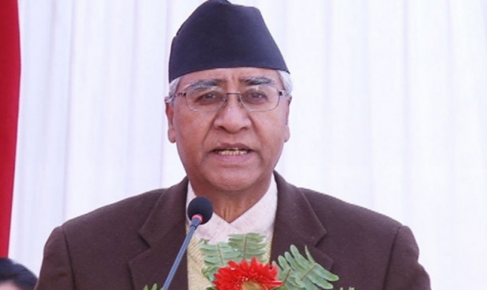 President Deuba gives full shape to Liaison Committee